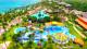 Club Med Punta Cana - E seguem pelo restante da infraestrutura, a começar com as opções de lazer. São três piscinas...