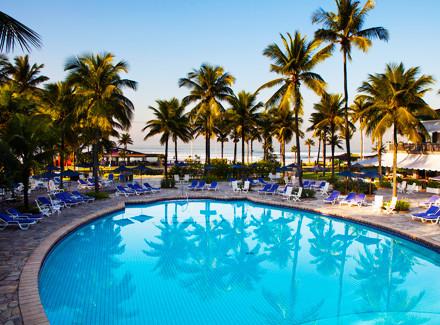 Guarujá, SP: Resort & SPA na Praia da Enseada com 2 opções de pensão | Café da Manhã, Meia Pensão | Créditos Fidelidade, Praia, Resort, Viajar com Crianças, Escapada, Termas e Spa, Novas Ofertas