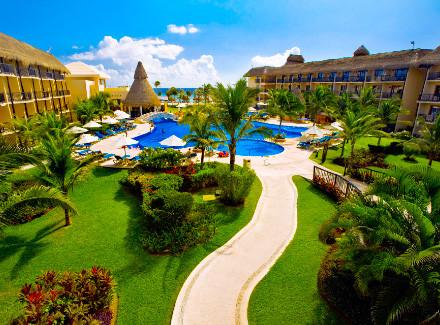 Resort All-Inclusive em condomínio fechado à beira-mar na Riviera Maya | All-Inclusive | Viajar a Dois, Viajar com Crianças, Termas e Spa, Diversão, Lua de Mel, Cultura e Patrimônio, Praia, Resort, Internacional, Splash