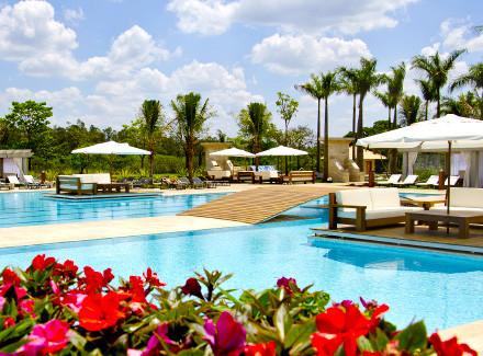 Águas de Santa Bárbara, SP: Hotel com SPA e complexo de piscinas | Meia Pensão | 3 Crianças ou Mais, Campo, Viajar com Crianças, Novas Ofertas
