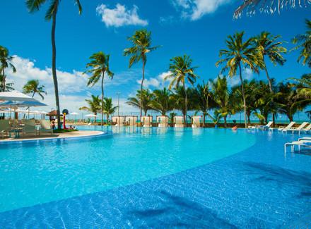 Maceió, AL: Resort Hotel na Praia de Jatiúca, com Meia Pensão | Meia Pensão | Resort, Viajar com Crianças, Praia, Cidade, Férias Chegando
