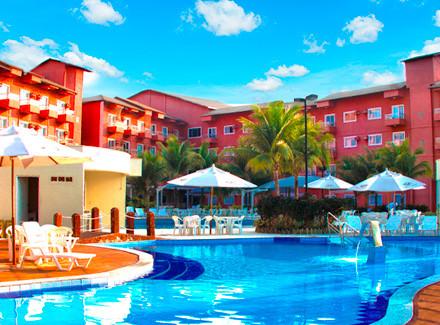 Caldas Novas: Hotel c/ acesso gratuito ao Parque Aquático Lagoa Quente | Meia Pensão | Viajar com Crianças, Termas e Spa, Diversão, Escapada, Menores Preços, Mais Reservados, Splash