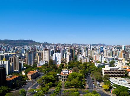 Belo Horizonte, MG: Único Hotel 5* da cidade, a 6 km do aeroporto | Café da Manhã | Cidade, Novas Ofertas