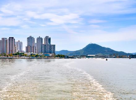 Santos, SP: Hotel localizado em bairro tranquilo, a 550 m da praia | Café da Manhã | Praia, Menores Preços, Novas Ofertas