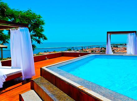 Porto Seguro, BA: Resort em falésia com vista mar e 2 opções de pensão | Café da Manhã, Meia Pensão | Viajar com Crianças, Praia, 3 Crianças ou Mais, Menores Preços, Férias Chegando