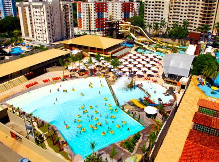 Caldas Novas: Hotel com 3 tipos de pensão e acesso a Parques Aquáticos | Café da Manhã, Meia Pensão, Pensão Completa | Viajar com Crianças, Termas e Spa, Diversão, Escapada, Menores Preços, Mais Reservados, Splash