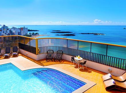 Vila Velha, ES: Hotel em frente à Praia da Costa com piscina vista mar | Café da Manhã | Praia, Lua de Mel, Viajar a Dois, Novas Ofertas