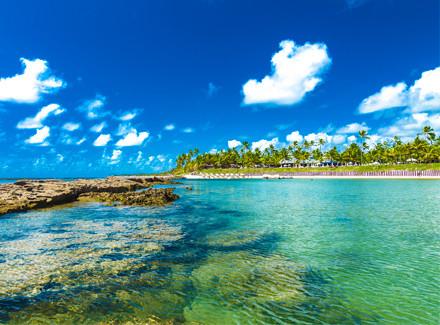 Porto de Galinhas, PE: Resort 5* à beira-mar com 2 opções de pensão | Meia Pensão, Pensão Completa | Resort, Viajar com Crianças, Praia, Escapada