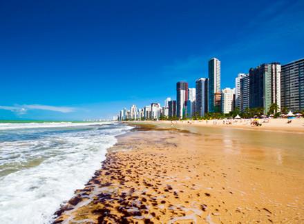 Recife, PE: Hotel de localização nobre, à beira da Praia de Boa Viagem | Café da Manhã | Praia, Cidade, Novas Ofertas