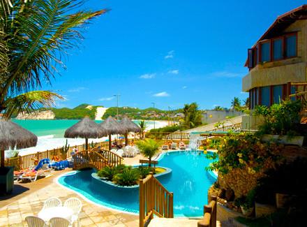 Natal, RN: Hotel à beira da Praia de Ponta Negra com 2 tipos de pensão | Café da Manhã, Meia Pensão | Praia, Cidade, Viajar com Crianças, Novas Ofertas