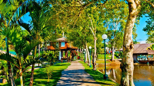 Mavsa Resort - Seu conceito All-Inclusive vai além das refeições, drinks e petiscos: envolve também todas as atividades de lazer.