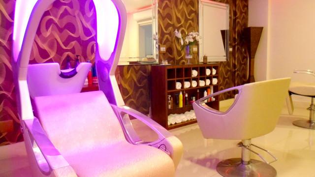 Mavsa Resort - Além de massagens e tratamentos diversos, ainda está disponível um salão de beleza.
