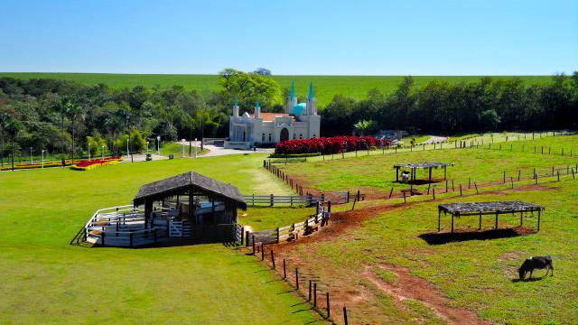 Mavsa Resort - Contato com a natureza também garantido com trilhas ecológicas.
