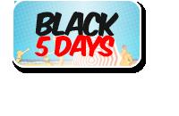 Black 5 Days Hotéis